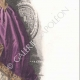 DETAILS 04 | Costume of the Court of Louis XIII of France - Costume of woman (1680)