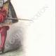 DETTAGLI 04 | Costume della Corte di Luigi XIV di Francia (1690)