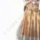 DÉTAILS 02 | Costume de la Cour de Louis XIV de France - Costume de femme (1690)