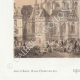DETAILS 03 | Church Sr James - Statue of Duquesne - Dieppe - Seine-Maritime (France)