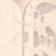 DETTAGLI 02   Costantinopoli - Basilica di Santa Sofia - Architettura bizantina (Turchia)