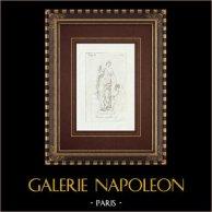 Sculptuur van Venus - Galleria Borghese - Rome