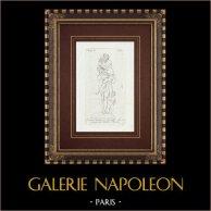 Eneas y Anquises (Gian Lorenzo Bernini ) - Galería Borghese