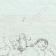 DETTAGLI 02 | Fanciulletti dormenti - Scultura del XVI secolo - Galleria Borghese - Roma