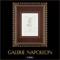 Tanz einer Spartanischen Jungfrau - Griechenland - Borghese Galerie - Rom