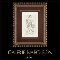 Cacciatore moro - Paragone Cacciatore nero - Galleria Borghese - Roma