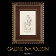 Caçador mouro - Paragone - Galleria Borghese - Roma