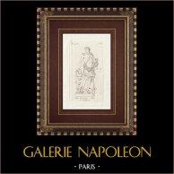 Zwarte Jager - Paragone - Galleria Borghese - Rome