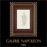 Giovane in toga - Brittanico - Galleria Borghese - Roma