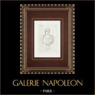 Buste van Venus - Galleria Borghese - Rome