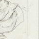 DETTAGLI 04 | Busto di un uomo sconosciuto - Galleria Borghese - Roma
