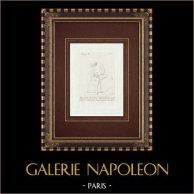 Jovem homem - Espinho - Pé - Galleria Borghese - Roma