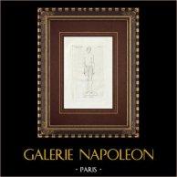 Idolo Egizio - Altes Ägypten - Borghese Galerie - Rom