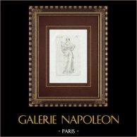 Estatua de Adorante - Galería Borghese - Roma
