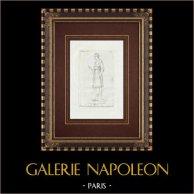 Albast Standbeeld van Moro Borghese - Galleria Borghese - Rome