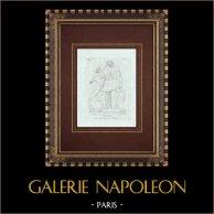 Centaure dompté par le Génie ailé de Bacchus - Galerie Borghèse - Rome