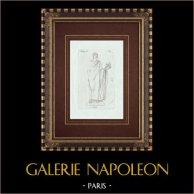 Thalie - Muse - Comédie - Galerie Borghèse - Rome