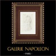 Amore detto il Genio - Cupido - Galería Borghese - Roma