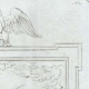 DETAILS 03 | Scherzi di Putti - Eagle - Dragon - Low-relief - Rome