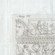DETAILS 01 | Sarcophagus - Actaeon's fable - Galleria Borghese - Rome