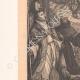 DETTAGLI 02 | Vergine Maria - Vierge de San Lodovico (Annibale Carracci)
