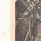 DETAILS 02   St. Cecilia - Italian painting (Raffaello Sanzio called Raphael)