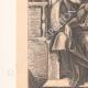 DETTAGLI 02 | Affresco - Cappella Sistina - La Sibilla Delfica (Michelangelo)