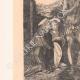 DETTAGLI 02 | Il Battesimo di Gesù Cristo (Andrea del Verrocchio e Leonardo da Vinci)
