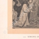 DETTAGLI 02 | Annunciazione dell'Arcangelo Gabriele alla Vergine Maria (Simone Martini)
