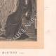 DETTAGLI 04 | Annunciazione dell'Arcangelo Gabriele alla Vergine Maria (Simone Martini)