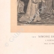 DETTAGLI 05 | Annunciazione dell'Arcangelo Gabriele alla Vergine Maria (Simone Martini)