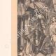 DETTAGLI 02 | Agostino vescovo e santi con la Vergine in trono (Francesco Francia)