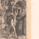 DETTAGLI 04 | Agostino vescovo e santi con la Vergine in trono (Francesco Francia)