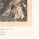 DETTAGLI 06 | Madonna col Bambino - San Girolamo (Antonio da Correggio)
