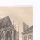 DETTAGLI 05 | Basilica Saint Urbain di Troyes - Vista laterale - Aube (Francia)