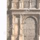 DETAILS 02   Church St Andrew in Saint-André-les-Vergers - Portal - Aube (France)