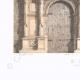 DETAILS 05   Church St Andrew in Saint-André-les-Vergers - Portal - Aube (France)