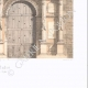DETAILS 06   Church St Andrew in Saint-André-les-Vergers - Portal - Aube (France)