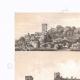 DETTAGLI 01 | Veduta di Brienne - Castello - Napoleone I - Aube (Francia)