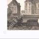 DETTAGLI 03 | Veduta di Brienne - Castello - Napoleone I - Aube (Francia)