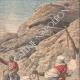 DETTAGLI 03 | Incontro di truppe algerine e sudanese vicino a Timiaouine - Algeria - 1908