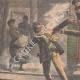 DETTAGLI 01 | Assassinio a Marsiglia - Caccia - Cani e selvaggina affogati a Fontainebleau - 1908