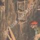 DETTAGLI 02 | Saccheggio di una tomba nel cimitero di Brest - Francia - 1908