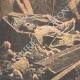 DETTAGLI 05 | Saccheggio di una tomba nel cimitero di Brest - Francia - 1908