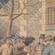 DETAILS 01 | Solidarity in the barracks of Port-Vendres - France - 1908