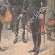 DETAILS 04 | Solidarity in the barracks of Port-Vendres - France - 1908