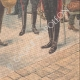 DETAILS 06 | Solidarity in the barracks of Port-Vendres - France - 1908