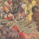 DETTAGLI 02   Confine italo-etiope - Conflitti tra Abissini e Somali - Razzia - Benadir - 1908