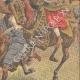 DETTAGLI 04   Confine italo-etiope - Conflitti tra Abissini e Somali - Razzia - Benadir - 1908