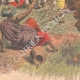 DETALLES 05 | Frontera Italo-Etíope - Conflictos entre Abisinios y Somalíes - Razzia - Benadir - 1908